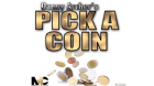 Pick a Coin UK Version (Gimmicks and Online Instructions) by Danny Archer